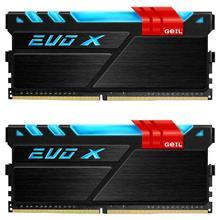 GEIL EVO X DDR4 RGB 16GB 3000Mhz CL15 Dual Channel Desktop RAM